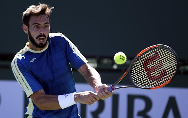<span>Marcel Granollers hasn't strung together two wins this year</span>
