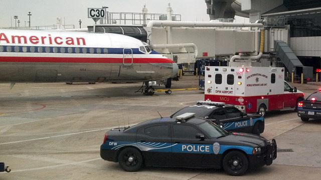 Rant on American Airlines Flight Ends With Flight Attendant in Hospital