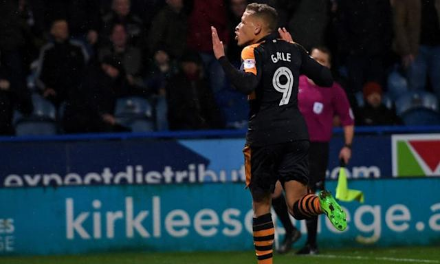 """<span class=""""element-image__caption"""">Dwight Gayle, apparently the cause of some inky discomfort.</span> <span class=""""element-image__credit"""">Photograph: Richard Lee/BPI/Rex Shutterstock</span>"""
