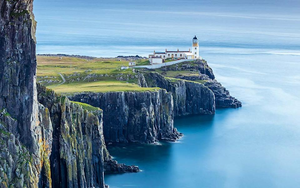 Cruises around British islands take in some spectacular sights - GETTY