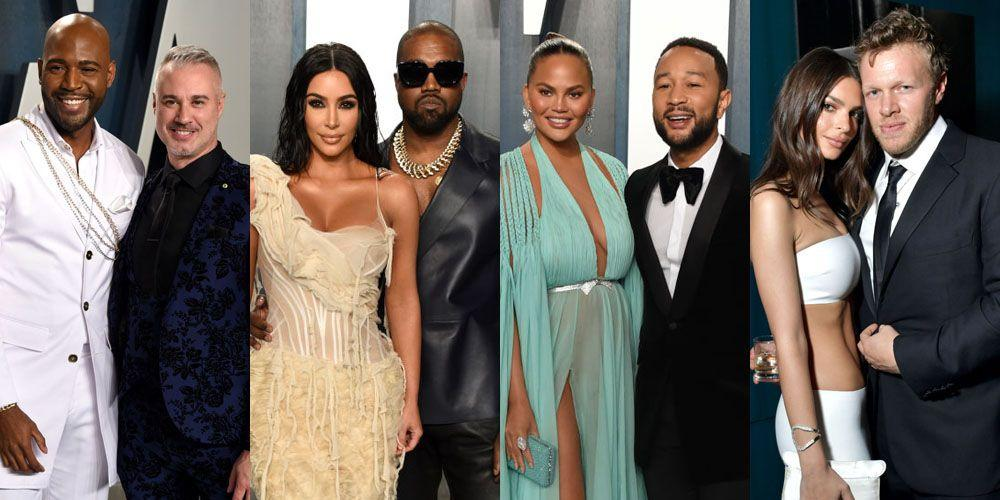 """<p>Alongside the <a href=""""https://www.cosmopolitan.com/uk/fashion/celebrity/g30834972/oscars-2020-best-dressed/"""" target=""""_blank"""">show-stopping dresses</a>, <a href=""""https://www.cosmopolitan.com/uk/entertainment/a30843196/billie-eilish-oscars-reaction-meme-kristen-wiig-maya-rudolph/"""" target=""""_blank"""">cringeworthy bits</a> and <a href=""""https://www.cosmopolitan.com/uk/entertainment/a30845064/reaction-eminem-performance-oscars/"""" target=""""_blank"""">moments that make you go 'WTF?</a>', the Academy Awards are truly brilliant for bringing out the best of the best in celebrity names. This really is the cream of the crop of the A list lot, which means the famous couples in attendance are worth taking note of. From Kanye West and Kim Kardashian to Rosie Huntington-Whiteley and Jason Statham (who genuinely do shine year after year at the Oscars afterparty), here are the cutest couples from last night's red carpets.</p>"""
