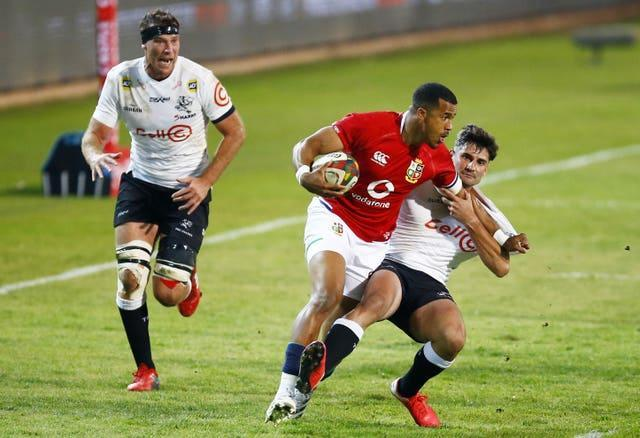 Anthony Watson is one of three players retained from the win against the Sharks