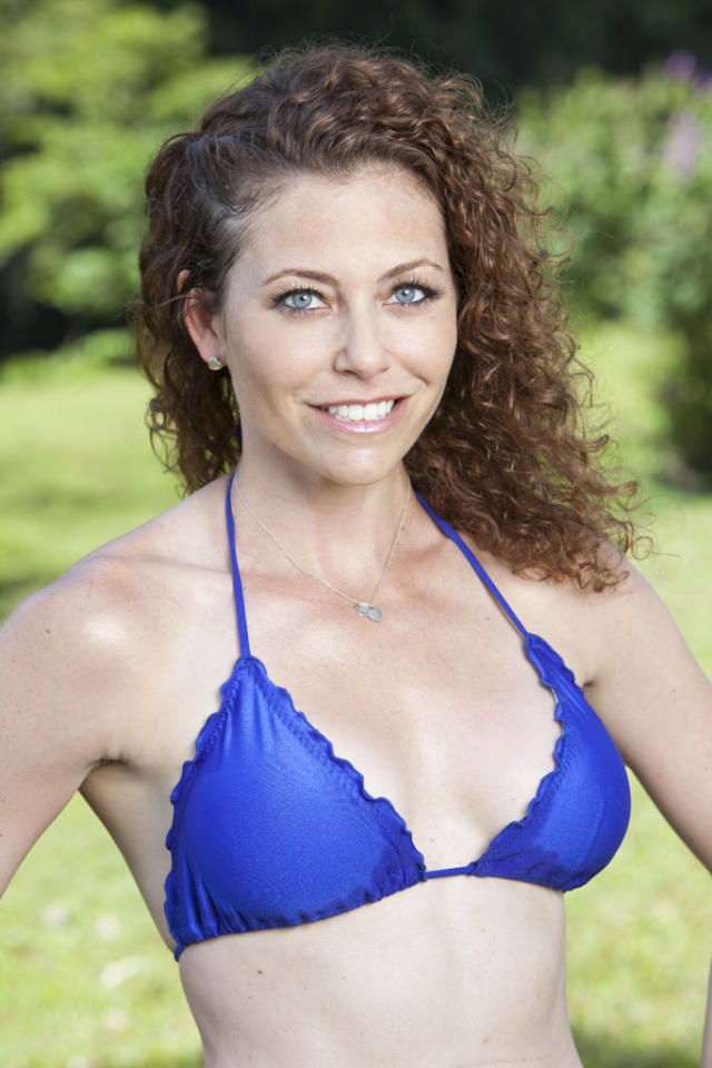 Favorite Corinne Kaplan from SURVIVOR: GABON returns to compete in SURVIVOR: CARAMOAN ? FANS vs. FAVORITES when the twenty-sixth installment of the Emmy Award-winning reality series premieres with a special two-hour edition, Wednesday, February 13 (8:00 ? 10:00 PM ET/PT) on the CBS Television Network.