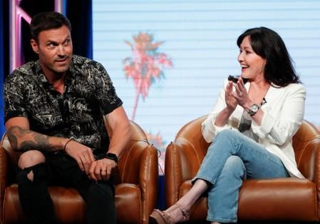 'Beverly Hills, 90210' cast promises 'drama, comedy and soap' in TV return