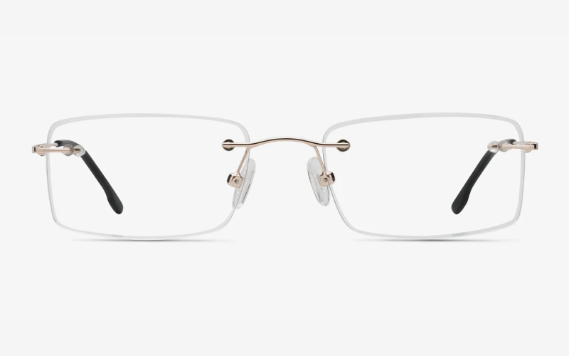 Woodrow Eyeglasses. (Photo: EyeBuy Direct)