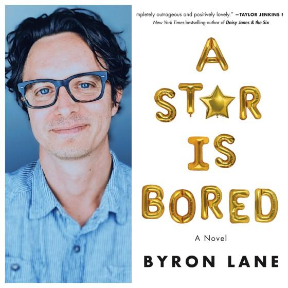 "Byron Lane, ex-assistant to Carrie Fisher and author of ""A Star Is Bored."" <span class=""copyright"">(Byron Lane / Henry Holt and Co.)</span>"