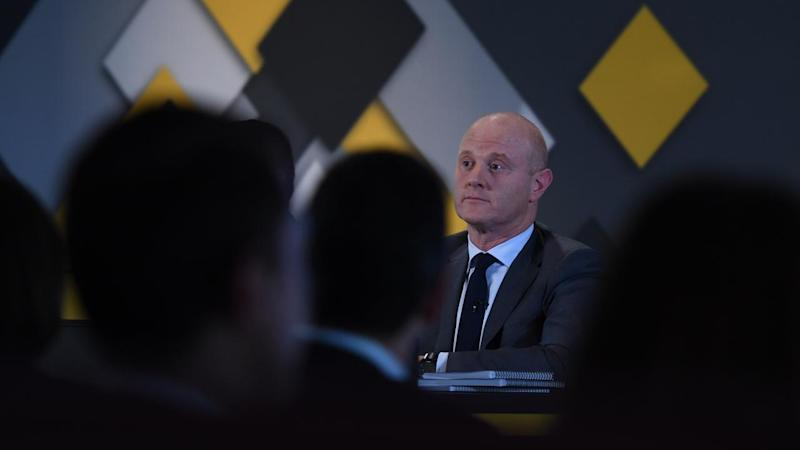 CBA boss says 'sorry' for alleged breaches