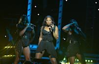 <p>Another star to make a name for themselves with a huge hit was Toni, who achieved success with the powerful song Un-Break My Heart in 1996.</p><p>She first went bankrupt in 1998 due to a lack of royalties and a penchant for home decor, and again in 2010 after she had to cancel her Las Vegas show following her diagnosis with microvascular angina.</p><p><i>Copyright [ddp USA/REX Shutterstock]</i></p>