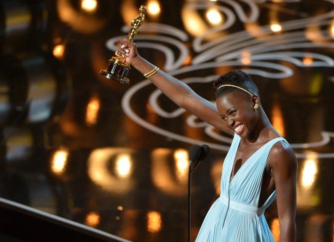Lupita Nyong'o Oscar Acceptance Speech Is Everything
