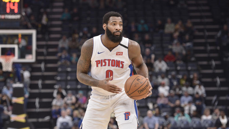 While he can bolt for free agency this summer, the Cavaliers are hopeful that Andre Drummond sticks around Cleveland.