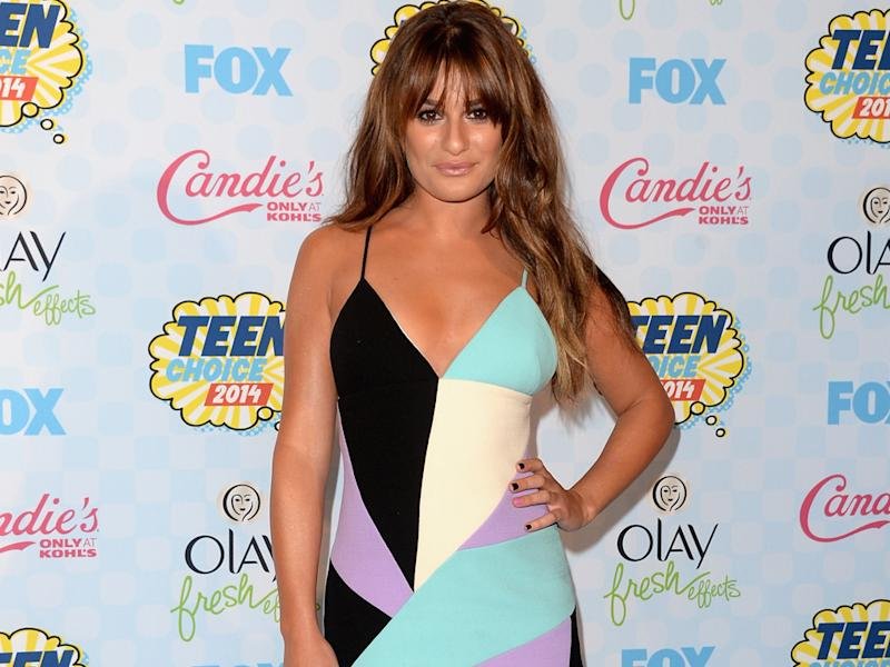 Lea Michele picks family dinners over fame