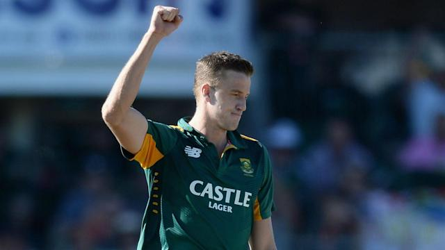 South Africa's Champions Trophy squad includes Morne Morkel and Keshav Maharaj. A recovering Dale Steyn will play for his country's A team.