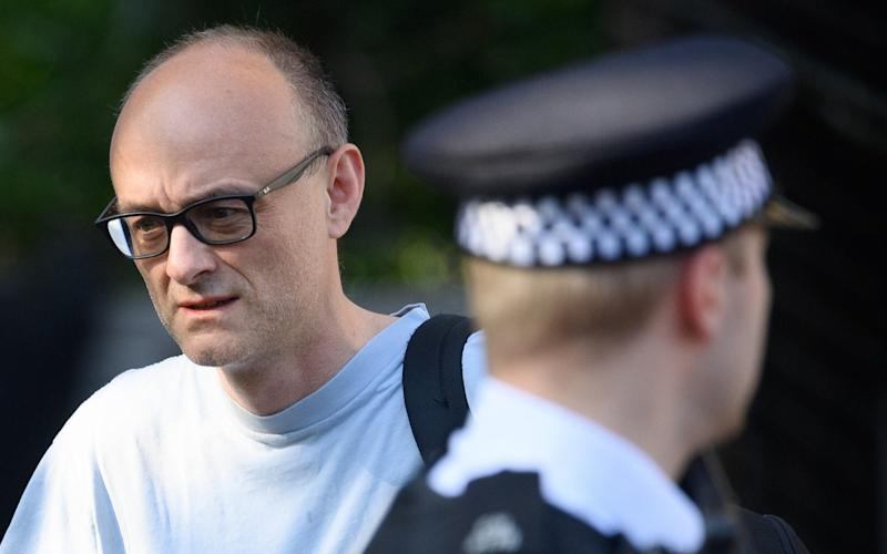 Exclusive: Durham Police face prospect of inquiry after complaints over Dominic Cummings probe