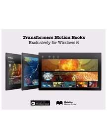 Madefire Expands to Windows 8 With Exclusive Transformers Motion Book Release