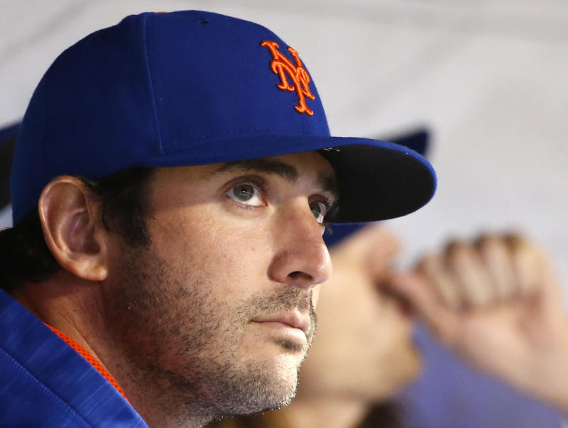 Matt Harvey to address media Tuesday afternoon at Citi Field
