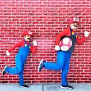 """<p>Your boys love playing video games, so why not dress them up as the main characters from the Mario franchise. These outfits are super easy to DIY (although you can also find dozens of <a href=""""https://www.amazon.com/Cloth-Kiss-Costume-Brothers-Halloween/dp/B07GV11B9T/?tag=syn-yahoo-20&ascsubtag=%5Bartid%7C10055.g.33417241%5Bsrc%7Cyahoo-us"""" rel=""""nofollow noopener"""" target=""""_blank"""" data-ylk=""""slk:premade versions"""" class=""""link rapid-noclick-resp"""">premade versions</a> online). </p><p><a class=""""link rapid-noclick-resp"""" href=""""https://www.amazon.com/Brothers-Costume-Halloween-Children-19-68-20-47Inch/dp/B07YJCSB7P/?tag=syn-yahoo-20&ascsubtag=%5Bartid%7C10055.g.33417241%5Bsrc%7Cyahoo-us"""" rel=""""nofollow noopener"""" target=""""_blank"""" data-ylk=""""slk:SHOP MARIO HATS"""">SHOP MARIO HATS</a></p><p><a href=""""https://www.instagram.com/p/BpqZGNYB8pb/?utm_source=ig_embed"""" rel=""""nofollow noopener"""" target=""""_blank"""" data-ylk=""""slk:See more on Instagram »"""" class=""""link rapid-noclick-resp""""><em>See more on Instagram »</em></a></p><p><strong>RELATED: </strong><a href=""""https://www.goodhousekeeping.com/holidays/halloween-ideas/g33300912/sibling-halloween-costumes/"""" rel=""""nofollow noopener"""" target=""""_blank"""" data-ylk=""""slk:20 Clever Sibling Halloween Costumes That Will Make Your Family the Envy of the Block"""" class=""""link rapid-noclick-resp"""">20 Clever Sibling Halloween Costumes That Will Make Your Family the Envy of the Block</a></p>"""