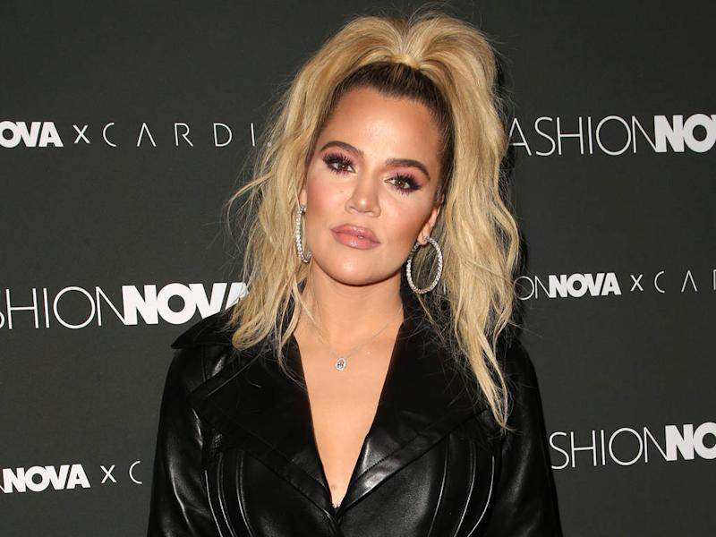 Khloe Kardashian hints stress of ex's cheating scandal hindered breastfeeding journey