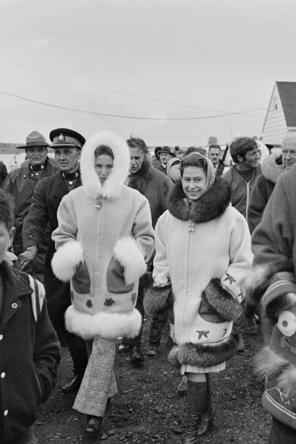 <p>When in northwest Canada, dress as the locals do.<br></p>
