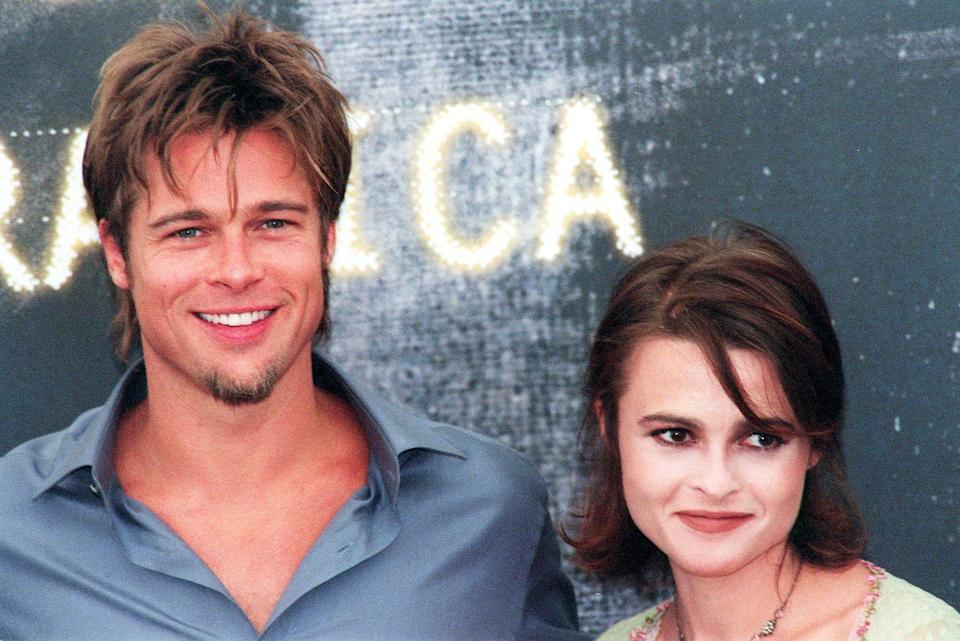 <p>One of my favorite things about Brad Pitt is his ability to somehow look younger years after a previous era. In this photo, this hairstyle is the manifestation of what he looked like while driving the Plymouth Duster I discussed in 1996.</p>