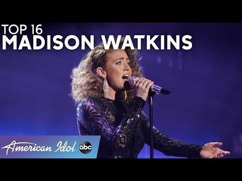 """<p>The judges couldn't say enough positive things about Madison after hearing her original song """"Your Little Girl"""" in the audition round. Each week since then, it seems like Madison's vocals keep reaching new heights. In the top 16 round, she brought viewers to tears singing an emotional rendition of <strong>Sara Bareilles</strong>'s """"Gravity"""" (fair warning: do not watch unless you're wearing waterproof mascara).</p><p><a href=""""https://www.youtube.com/watch?v=xuCLRn-v12E"""" rel=""""nofollow noopener"""" target=""""_blank"""" data-ylk=""""slk:See the original post on Youtube"""" class=""""link rapid-noclick-resp"""">See the original post on Youtube</a></p>"""