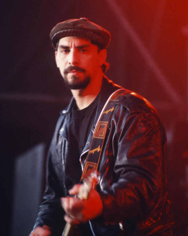 <p>Pat DiNizio was the lead singer and songwriter for the band the Smithereens. He died Dec. 12 after a series of health issues. He was 62.<br>(Photo: Getty Images) </p>