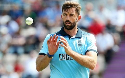 England's Liam Plunkett prepares to bowl during the ICC Cricket World Cup Warm up match at The Hampshire Bowl, Southampton. - Credit: Mark Kerton/PA Wire