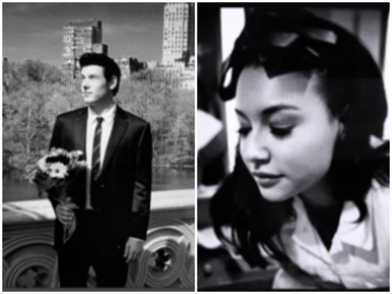Michele paid tribute to both Cory Monteith and Naya Rivera, who died on the same day seven years apart (Instagram)