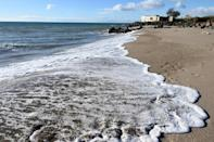 Globally, sea levels rose by about 15 centimetres (six inches) in the 20th century and the increase is accelerating, according to the United Nations' Intergovernmental Panel on Climate Change (IPCC)