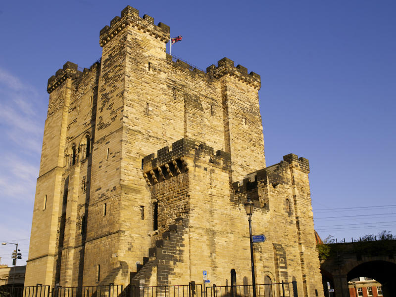 You can visit the historical Newcastle Castle. [Photo: Newcastle Castle]