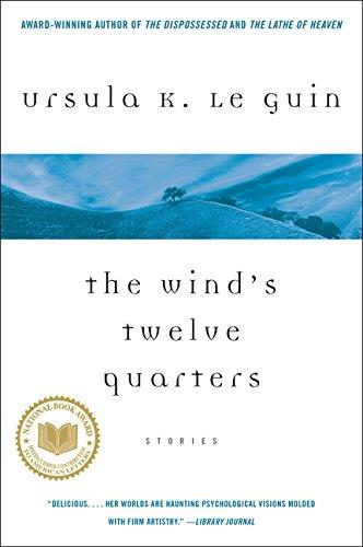 """<p><strong>Le Guin, Ursula K.</strong></p><p>amazon.com</p><p><strong>$9.98</strong></p><p><a href=""""http://www.amazon.com/dp/0060914343/?tag=syn-yahoo-20&ascsubtag=%5Bartid%7C10072.g.28335655%5Bsrc%7Cyahoo-us"""" target=""""_blank"""">SHOP NOW</a></p><p>This collection of short stories by Ursula K. Le Guin, a master writer of dystopian literature, includes the story """"The Ones Who Walk Away from Omelas,"""" which won the Hugo Award in 1974. The tale describes a delightful day in Omelas, a place where people lead impeccable lives, and want for nothing. The city's state of splendor and bliss however, requires one child be kept in a basement, in eternal filth and agony. This story begs haunting questions of moral sacrifice and utilitarianism, and will leave you with its ghosts for days. </p>"""