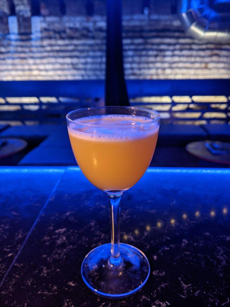 """<p>This botanical beverage is an editor-favorite and can be found at <a href=""""https://www.pilcrowbham.com/"""" rel=""""nofollow noopener"""" target=""""_blank"""" data-ylk=""""slk:Pilcrow Cocktail Cellar"""" class=""""link rapid-noclick-resp"""">Pilcrow Cocktail Cellar</a> in Birmingham. We love the use of orange over lime or grapefruit for a fabulous tequila cocktail. Pilcrow's Joe Phelps advises serving this drink in a Nick and Nora glass and says that a drink this vibrant and bright, no garnish is needed.</p><p><strong>Ingredients:</strong></p><p>1 1/2 ounces blanco tequila</p><p>1/2 ounce Amaro Montenegro</p><p>1 ounce sour orange juice (freshly squeezed orange juice adjusted by adding 32g citric and 20g malic acid or freshly squeezed lime juice, to taste)</p><p>1/4 ounce honey syrup (2:1 honey to water)</p><p>2 drops bergamot oil<br></p><p>1.5 oz blanco tequila.5 oz Amaro Montenegro1 oz Sour Orange Juice (fresh squeezed oj adjusted by adding citric and malic acid).25 oz honey syrup (2:1 honey to water)2 drops of Bergamot The acid adjusted OJ comes out with the tartness of lime juice </p><p>by color and flavor of orange juice. The small amount of bergamot expands the floral aspects of the cocktail. With such a bright and vibrant looking cocktail, no garnish is needed. We use a Nick & Nora glass for The Pilcrow. I'll hopefully get a picture snapped tonight.</p>"""