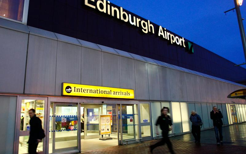 SNP say they want to boost air travel - Reuters