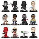 """<p><strong>Funko</strong></p><p>amazon.com</p><p><strong>$5.99</strong></p><p><a href=""""https://www.amazon.com/dp/B07V5RCGY6?tag=syn-yahoo-20&ascsubtag=%5Bartid%7C10055.g.29624061%5Bsrc%7Cyahoo-us"""" rel=""""nofollow noopener"""" target=""""_blank"""" data-ylk=""""slk:Shop Now"""" class=""""link rapid-noclick-resp"""">Shop Now</a></p><p>You can find a Funko Pop for <a href=""""https://www.amazon.com/stores/page/CC4E3710-0DA5-4DBC-88A6-76CCD94DEEDF?tag=syn-yahoo-20&ascsubtag=%5Bartid%7C10055.g.29624061%5Bsrc%7Cyahoo-us"""" rel=""""nofollow noopener"""" target=""""_blank"""" data-ylk=""""slk:just about every character"""" class=""""link rapid-noclick-resp"""">just about every character</a> in the galaxy, from Rebel classics like Lando and Han to new characters like Jannah or the droid D-O. Or, if you feel like rolling the chance cubes, you can try your luck with a mystery mini figure from the most recent movie. <em>Ages 6+</em></p>"""