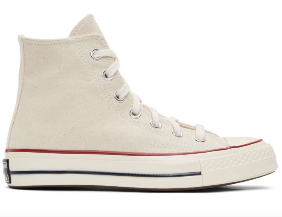 Converse's Chuck Taylor All Star sneakers. - Credit: Courtesy of Ssense
