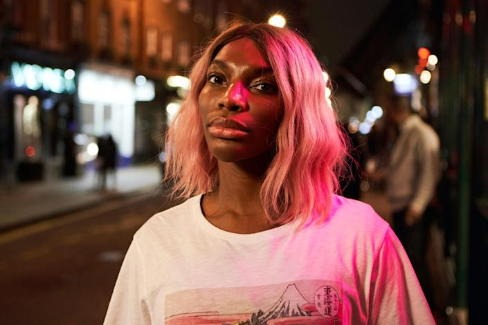 <p>First-time acting nominees, including and Michaela Coel for <em>I May Destroy You.</em></p>