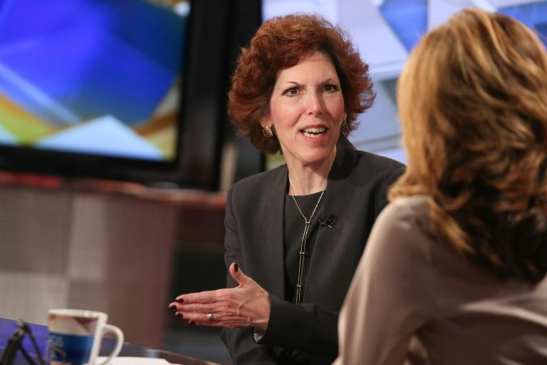 Cleveland Federal Reserve President Loretta Mester, pictured in 2016, warned the some foreign companies may have permanently reoriented their supply chains away from the United States