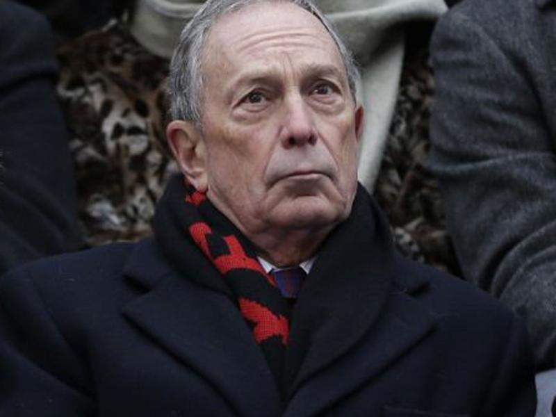 Michael Bloomberg pays off $16mn in fines to help 32,000 black and Hispanic felons vote for Joe Biden in Florida (AP)