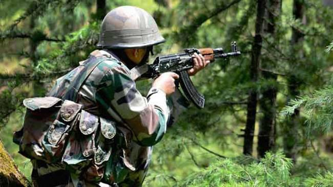 Pakistani troops violate ceasefire in Jammu's Poonch