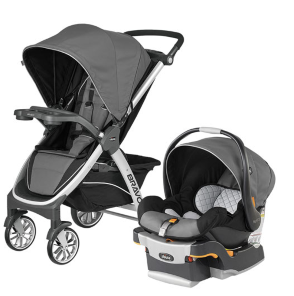 Chicco Bravo Standard Stroller with KeyFit 30 Infant Car Seat - Best Buy Canada.