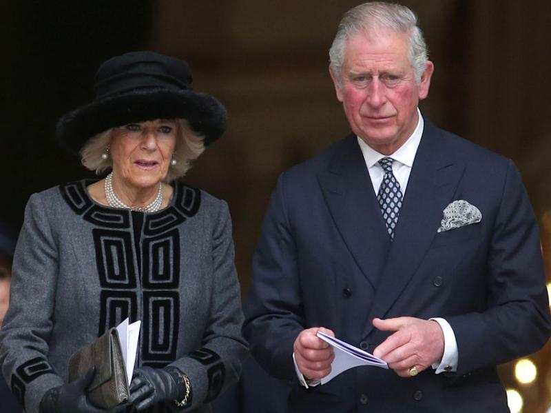 Charles was apparently so devastated that Camilla was marrying someone else, he refused to attend the wedding. Photo: Getty