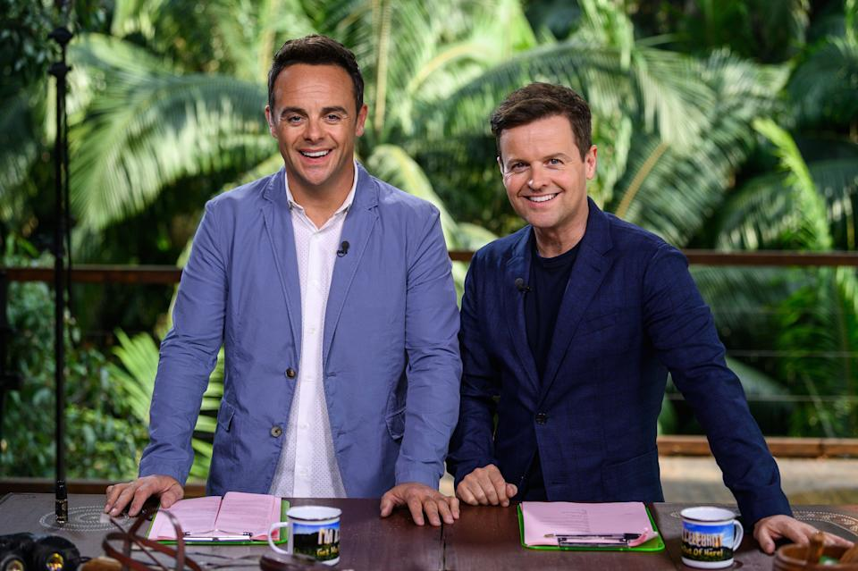 I'm A Celebrity presenters Ant and Dec (Photo: James Gourley/ITV/Shutterstock)