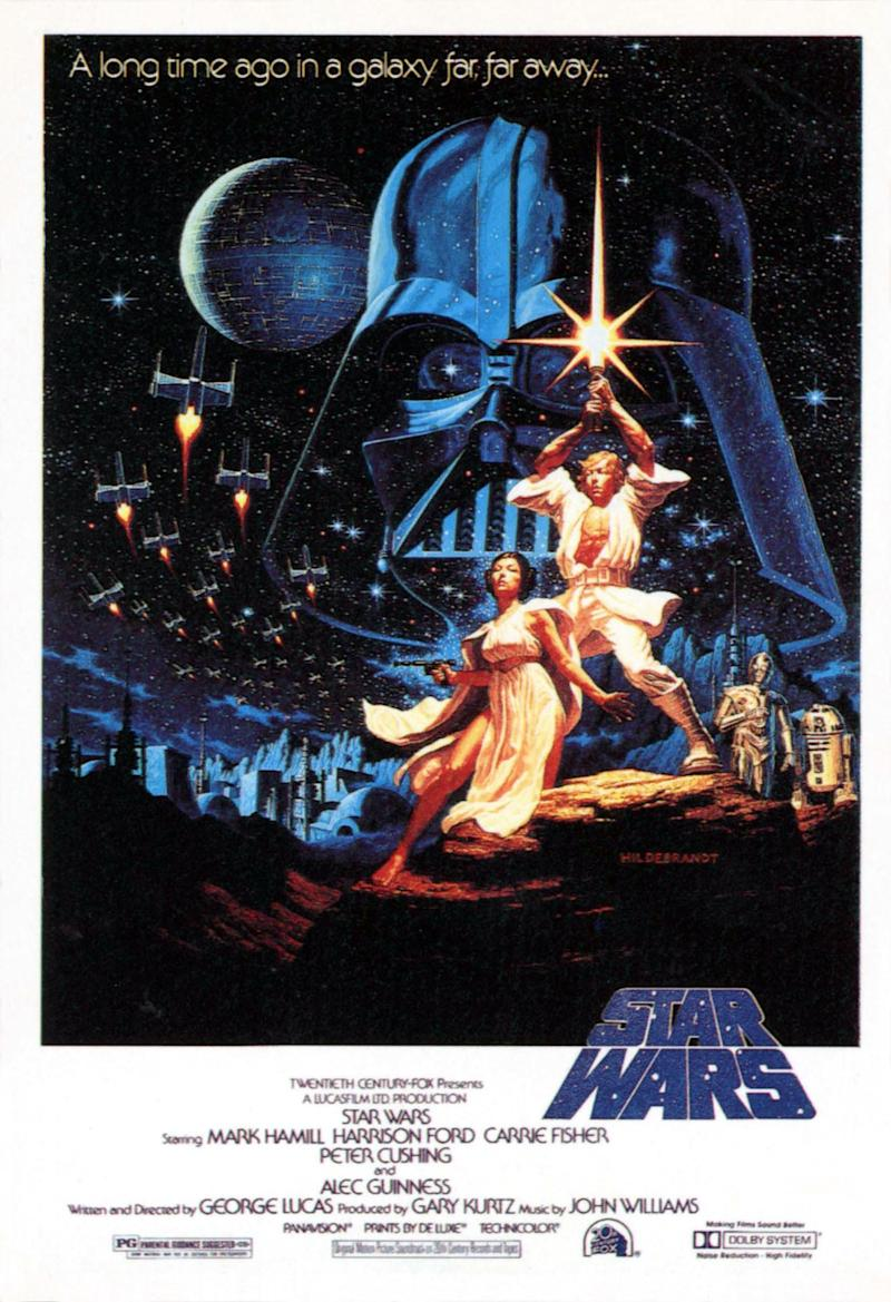 Star Wars (Mary Evans/LUCASFILM/Ronald Grant)