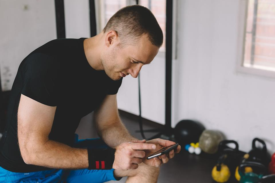 <p>Sweats, sneakers, smartphone—three absolute essentials for the modern gym-goer. </p><p>If you're hitting the gym floor to exercise without your handset, you're in a tiny minority. Most people depend on their phones to play music, double check their form, log their workout, or at the very least to serve as a distraction between sets. That your phone would become a major part of your routine should hardly come as a surprise.</p><p>You can make your smartphone part of your workout by tracking your running route, recording your lifting form, or even just timing your HIIT circuits. You'll get the best use out of your device, though, by using any of the millions of apps created specifically to kick your fitness into high gear. </p><p>These smartphone apps all serve a distinct purpose. Some act as a digital trainer, guiding you through new, tough workouts. Others help you to track your activity and diet, giving you new insight to your nutrition. Some just help you chill out. All of the apps are free to download (although many require in-app purchases and subscriptions to unlock all their features), so it's worth your time to at least give them a shot.</p>