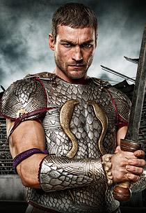 Andy Whitfield | Photo Credits: Starz
