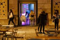 Spain became the first European country earlier this week to officially record a million coronavirus cases since the start of the pandemic