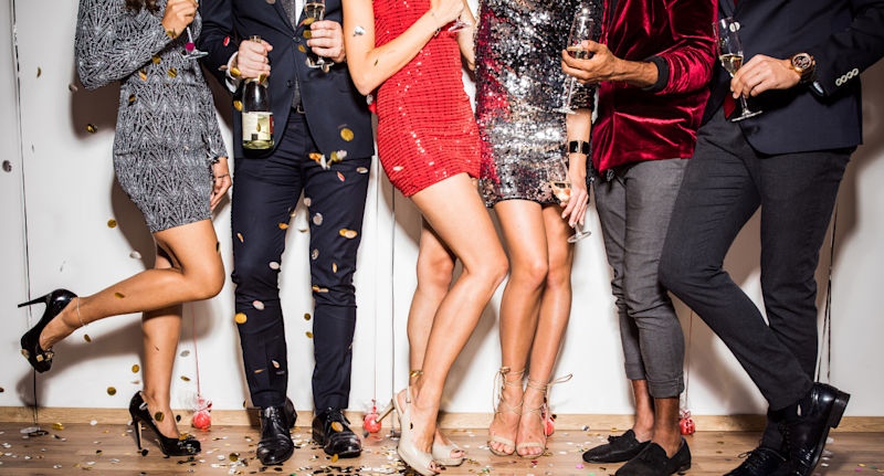 Holiday party-ready outfits at every price point