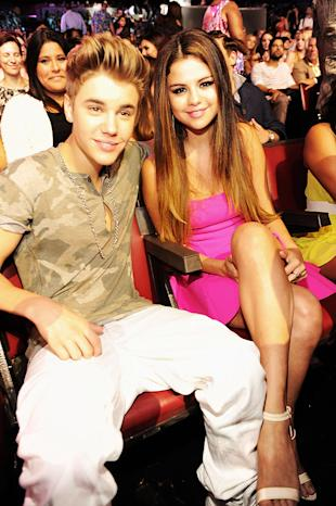 Selena Gomez and Justin Bieber (Getty Images)