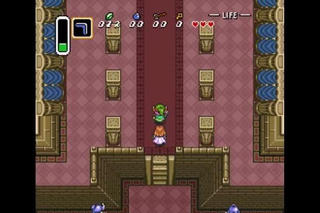 the legend of zelda series ranked a link to past screen 2