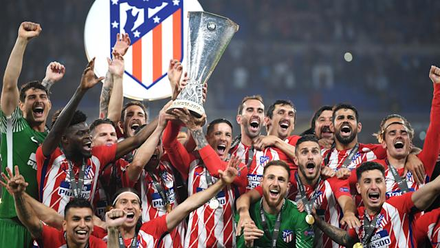 European football's governing body has charged Atletico Madrid and Marseille with a series of alleged offences in the Europa League final