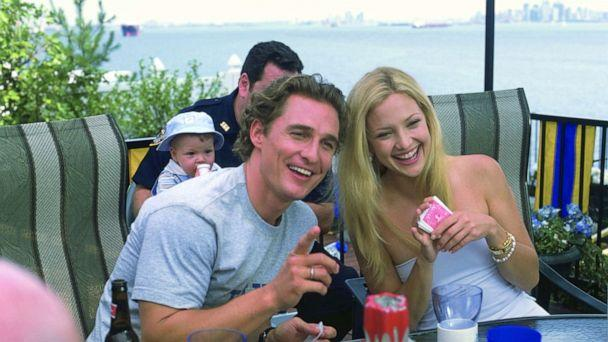 PHOTO:Matthew McConaughey and Kate Hudson appear in 'How To Lose a Guy in 10 Days.' (Snap Stills/Shutterstock)